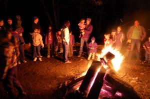 September camp