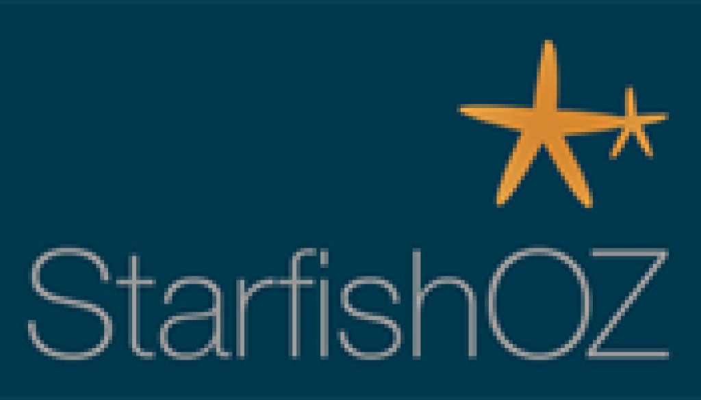 StarfishOZ, Website Logo
